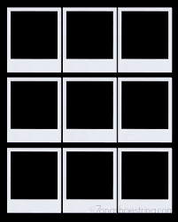 polaroid photo frame size galleryimage co