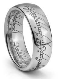 lord of the rings wedding band weekend deals 8mm mens tungsten celtic gold black inlay