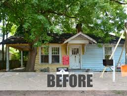 Curb Appeal Atlanta - eyesore no more an old cottage in atlanta gets a new look