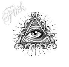 all seeing eye one of my favourite things to
