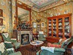 Victorian Interior 376 Best Old House Interiors Images On Pinterest Victorian