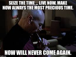 Jean Luc Picard Meme Generator - quote from jean luc picard in the episode the inner light imgflip