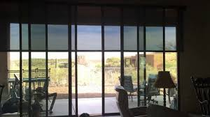patio doors motorized shades on patio doors youtube maxresdefault