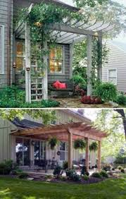 Roof Pergola Next Summers Project Beautiful Patio Roof Beautiful by Getting Ready For Summer Enliven Your Porch With Comfy Swings