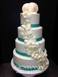 beach wedding cakes croissants myrtle beach bistro u0026 bakery