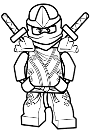 ninjago lloyd coloring pages az coloring pages throughout green