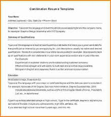 hybrid resume samples examples of combination resume combination resume samples writing