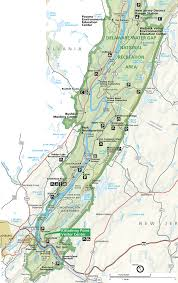 Forest Park Map North West Nj