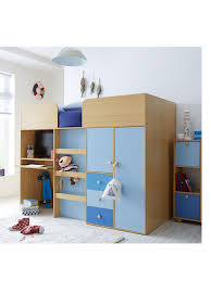 Bunk Beds With Desk And Storage by Best 25 Kids Mid Sleeper Ideas On Pinterest Kids Mid Sleeper