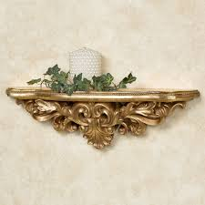 Wall Shelves by Decorative Wall Shelves Touch Of Class
