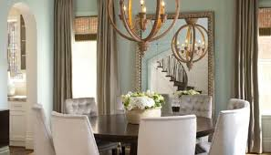 mirror beautiful small dining room chandeliers nice dining room