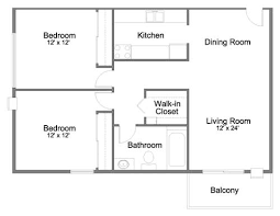 simple floor plan simple floor plan with 2 bedrooms