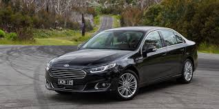 ford falcon g6e v holden calais comparison review photos 1 of 27