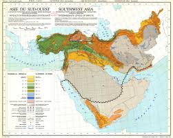 South West Asia Map National Soil Maps Eudasm Esdac European Commission