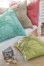 Shams Bedding Bella Smocked Sham Traditional Pillowcases And Shams Other
