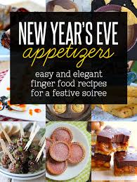 Dinner Ideas For New Years Eve Party 11 New Year U0027s Eve Party Appetizers Blog Noshon It