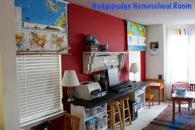 our ikea and chalkboard homeschool room hodgepodge