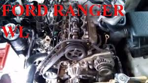 Do They Still Make Ford Rangers How To Repair Ford Ranger Wl Engine Timing Mark And Timing Gear