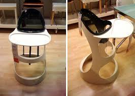 Ikea Chair Black Domakefindcreate Modern High Chair Ikea