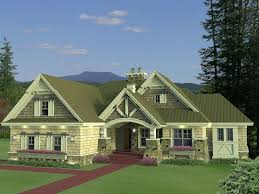 Blue Craftsman House by Craftsman Style House Plan 3 Beds 25 Baths 1971 Sq Ft Plan 51 552