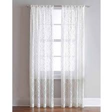 Unique Curtain Panels Extraordinary Sheer Curtain Panels Walmart 33 For Unique Shower