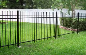 aluminum sheet fence home u0026 gardens geek