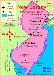 map of new york enchanted learning new jersey facts map and state symbols enchantedlearning