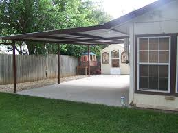 custom home porch cover northwest san antonio carport patio