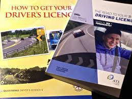dmv manual book driving lessons a newbie in norway
