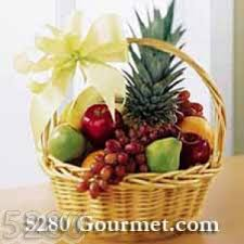 Gourmet Fruit Baskets Denver Fresh Fruit Baskets Organic Fruit And Conventional Gourmet