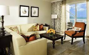 living room interior design for apartment design living room livingroom interior in demand classic orange arm living chair with white fabric couch and antique black