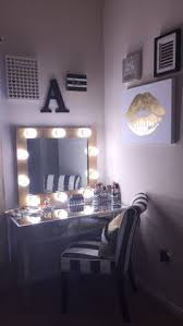 Makeup Vanity Table With Lights Instagram Post By Impressions Vanity Co Impressionsvanity
