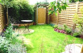 simple backyard designs new garden ideas price list biz