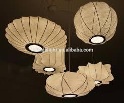 Fabric Pendant Light by Modern White Pendant Light Decorative Saucer Premium Fabric