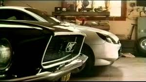 steve mcqueen mustang commercial ford advert with steve mcqueen