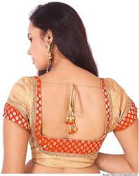 7 banarasi designer blouses designs banarasi silk saree back