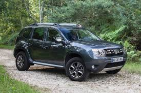 New Duster Interior New Photos Of The Facelifted Dacia Duster Reveal Updated Interior