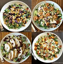 Salad Main Dish - 4 simple main dish salad ideas forks and folly