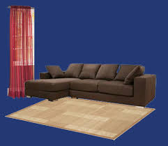 what color walls curtains and carpets blend with dark brown