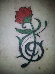 18 best tribal rose tattoos images on pinterest tattoo designs