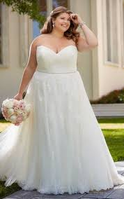 boho wedding dress plus size plus size boho wedding gown stella york