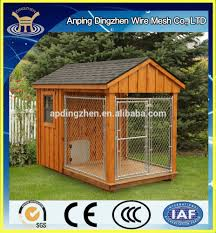cheap chain link dog kennels lowes dog kennels and runs photo