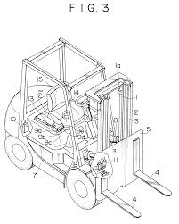 nissan 240sx drawing patent ep0509659a1 a lifting device with control system for a
