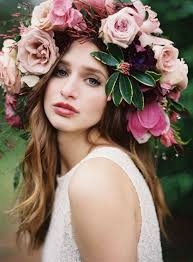 wedding flowers in hair 30 gorgeous oversized bridal hair flowers ideas weddingomania