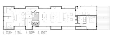 100 cottage floor plans custom cottages inc mobile shelter simple linear concept organized around the central living space
