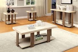 Coffee And End Table Sets Marble Coffee Table Set Writehookstudio