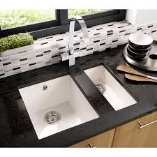 White Undermount Kitchen Sink Differences Between Undermount - White undermount kitchen sinks