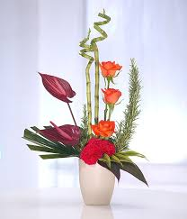 best 25 modern flower arrangements ideas on modern