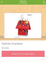 hallmark ornaments as low as 3 75 at cvs