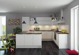 peinture dans une cuisine deco cuisine peinture mur idée de modèle de cuisine